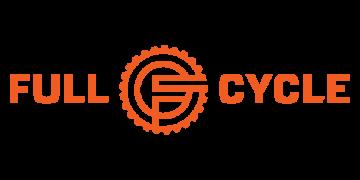 Orange Full Cycle Logo - Full Cycle Bike Shop